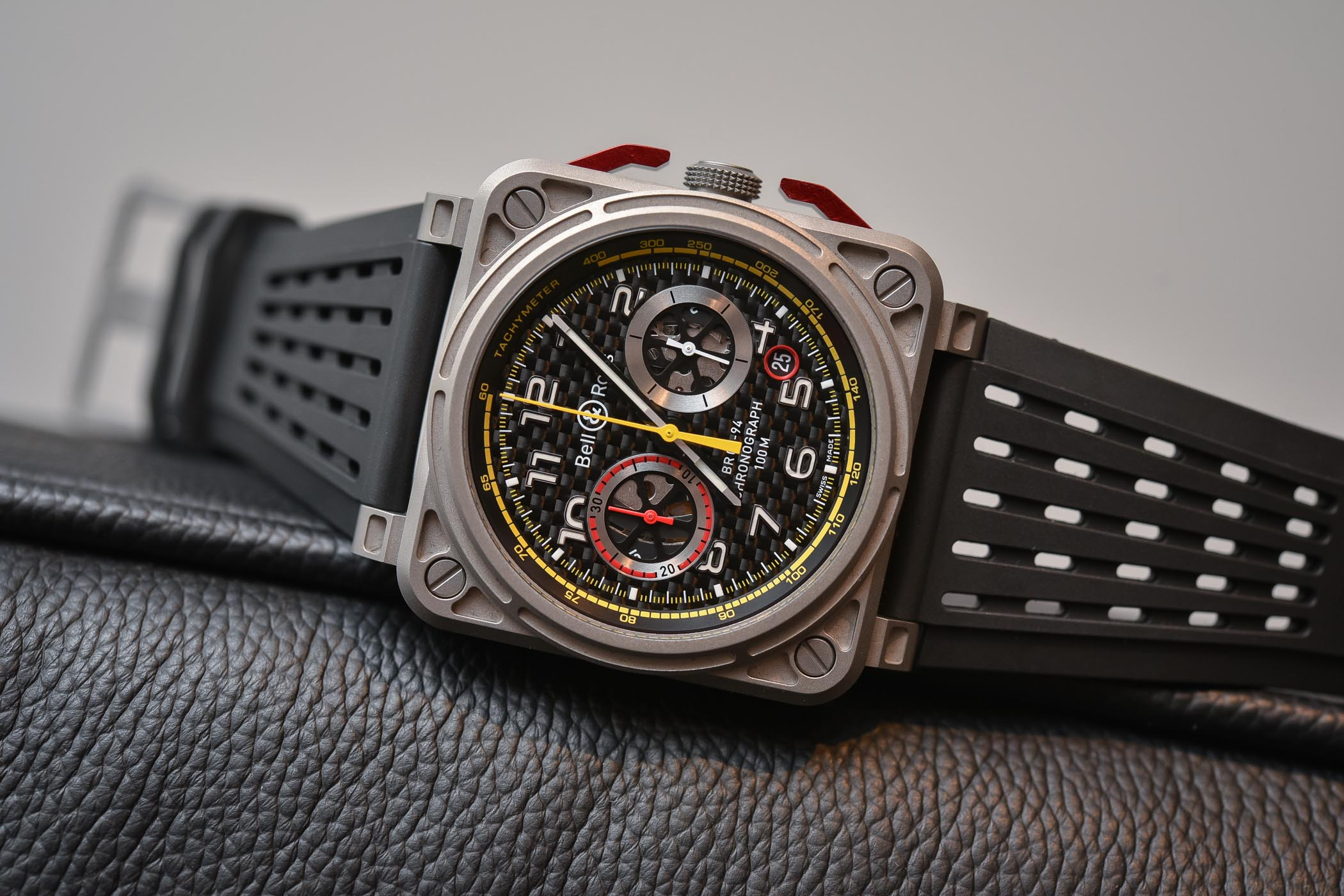 Bell and Ross BR 03-94 R.S.18 Chronograph