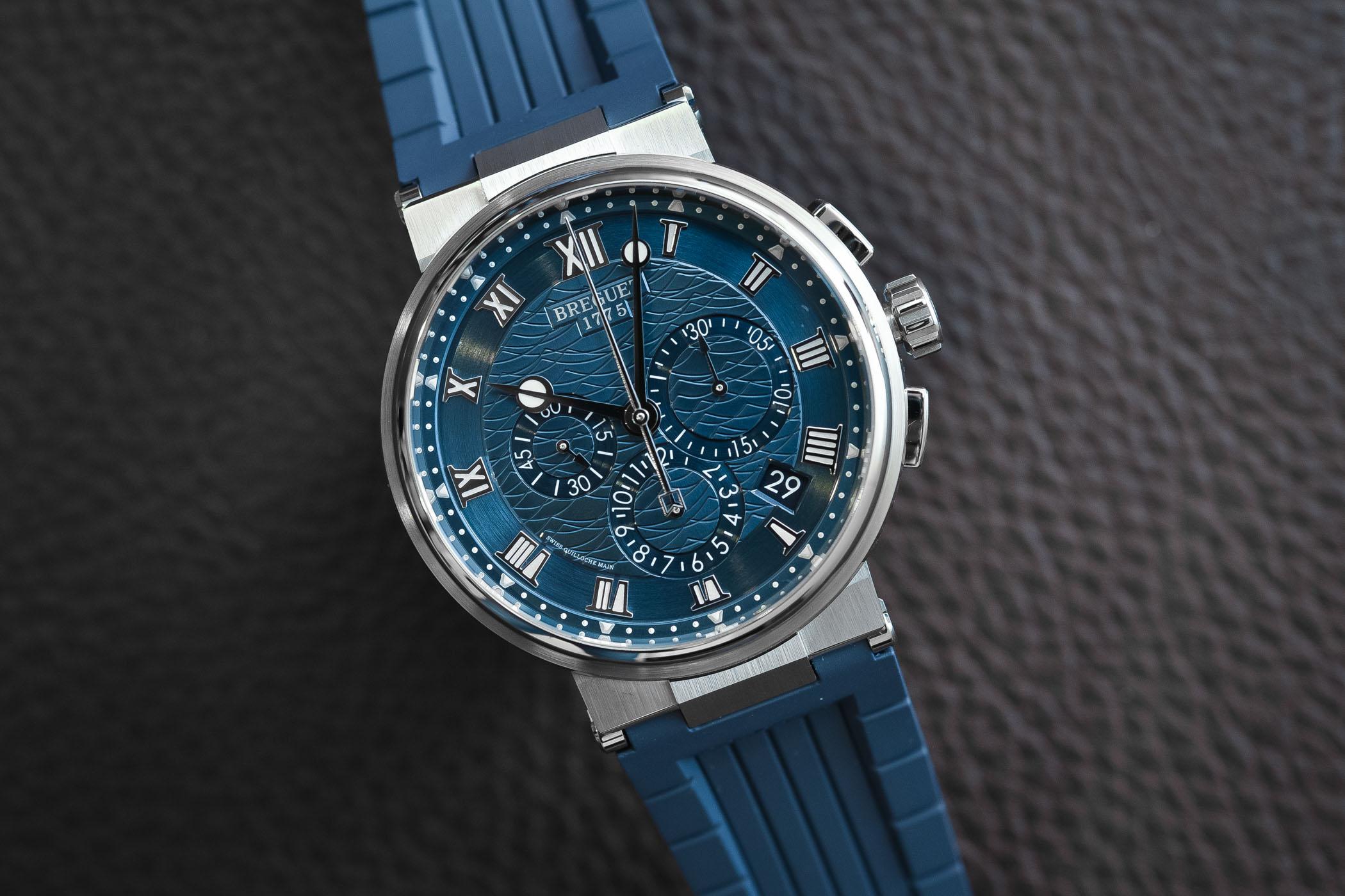 Breguet Marine Chronograph 2018