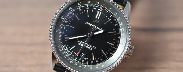 Review – Breitling Navitimer 1 Automatic 38 – Yes, The One Without a Chronograph!