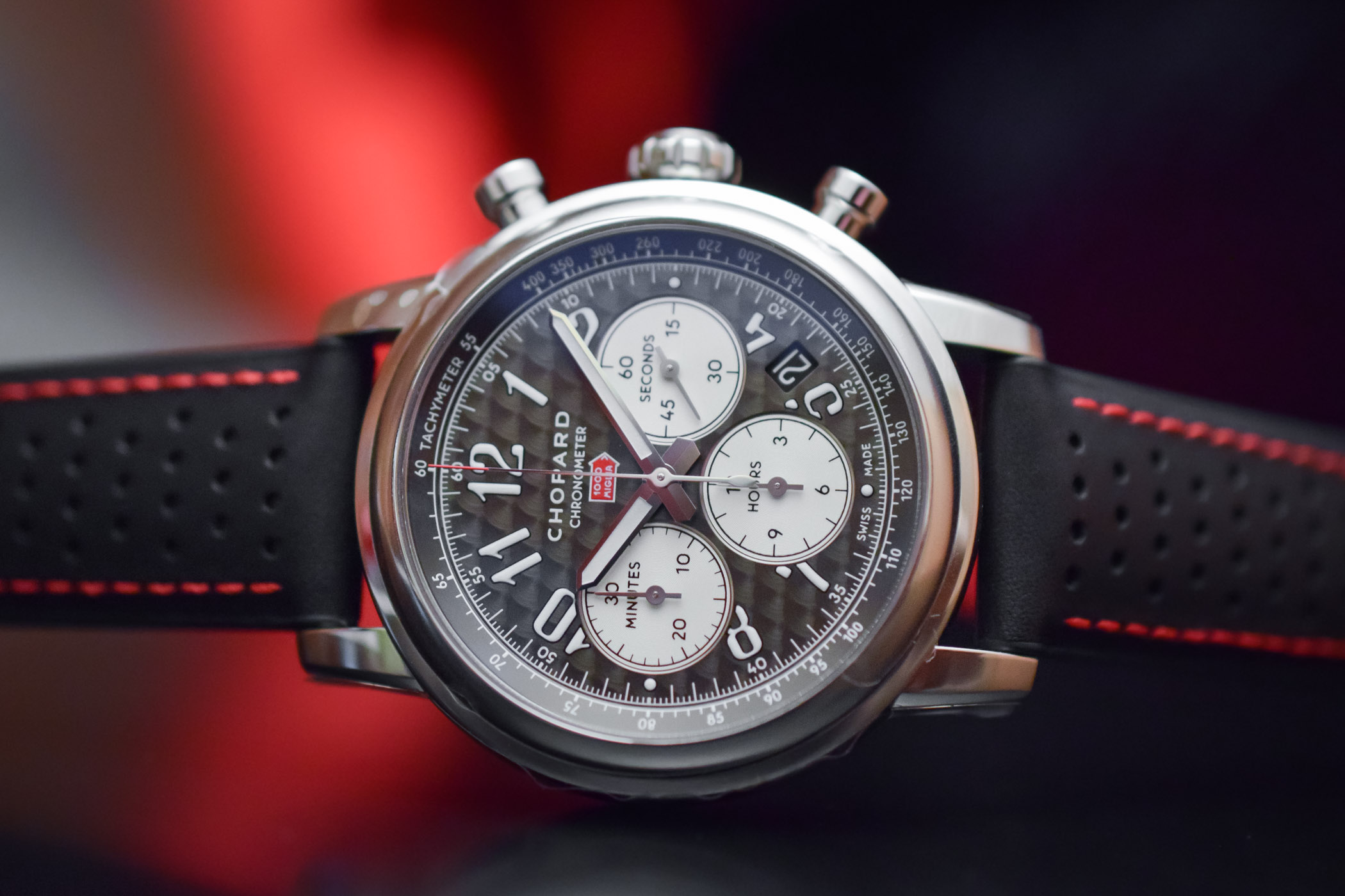 Chopard Mille Miglia Chronograph 2018 Race Edition