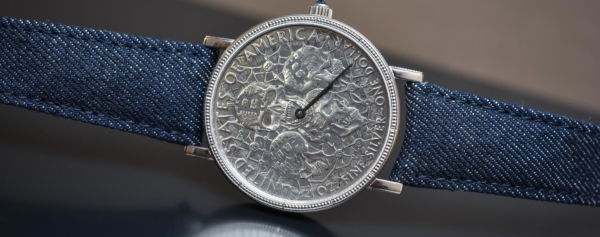 Hands-on – Corum Heritage Hobo Coin Watch – Updating a Classic