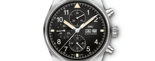 Introducing – IWC Pilot's Watch Chronograph IW377724 (With New Dial and Ref. 3706 Look)