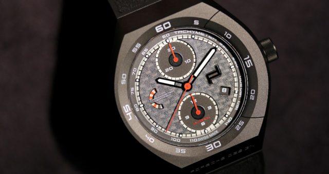 Die Chronographen von Porsche Design: 3, 2, 1, GO!