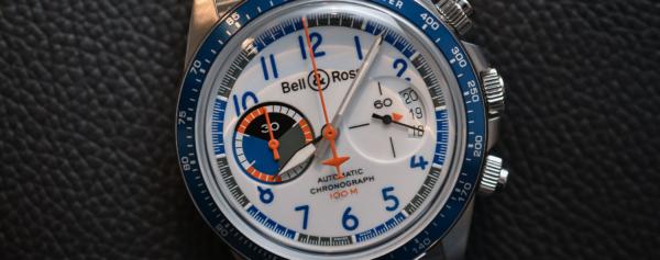 Hands-on – Bell & Ross Vintage BRV2-94 Racing Bird