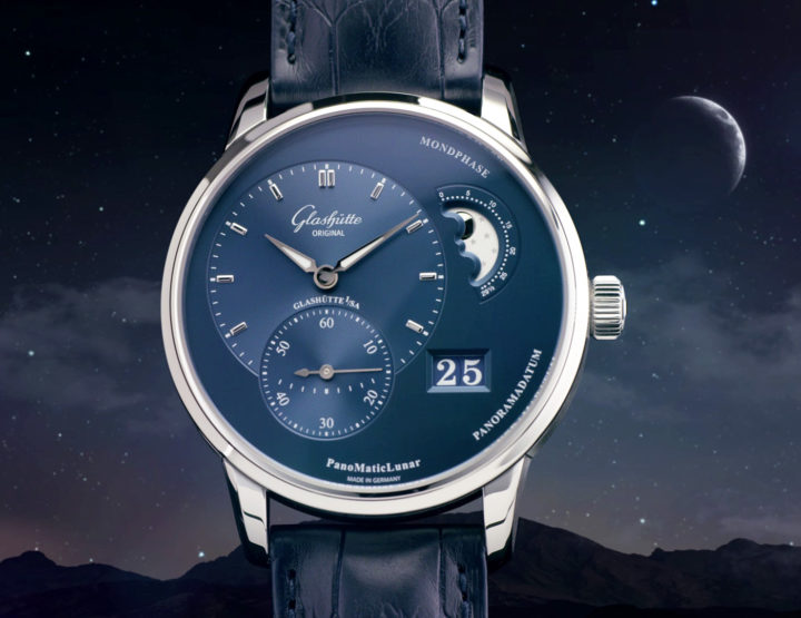 Glashütte Original - PanoMaticLunar