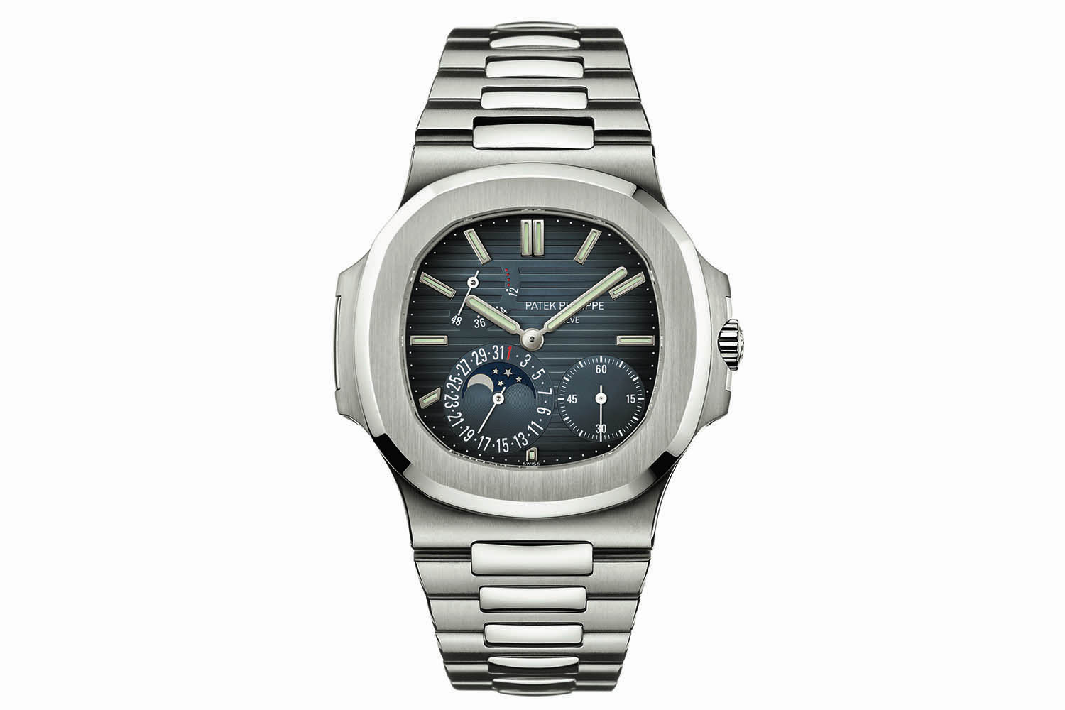 Patek-Nautilus-5712-1A-moon-and-date