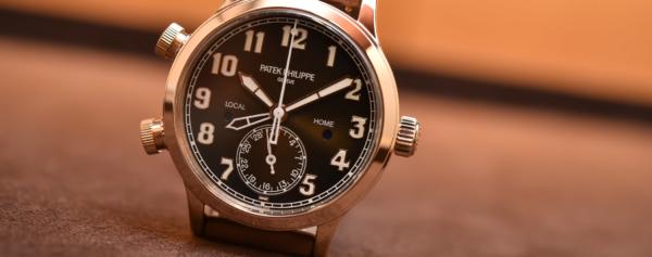 Women's Watch Wednesday – Patek Philippe Calatrava Pilot Travel Time 7234R Lady