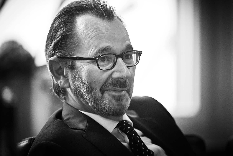 Raymond Loretan, GPHG new president
