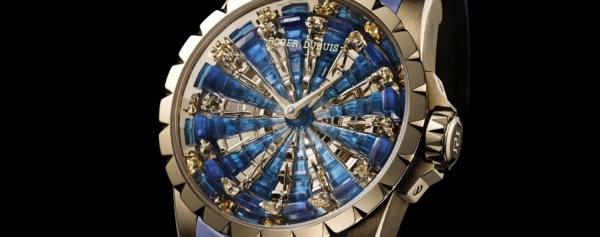 Introducing roger dubuis excalibur knights of the round - Roger dubuis knights of the round table watch ...