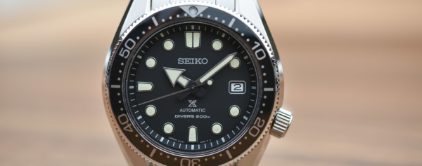 Hands-on – Seiko Prospex Diver 200m SPB077 – Half Modern, Half Vintage, Totally Cool