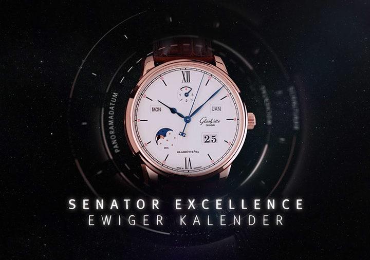 Glashütte Original - Senator Excellence Ewiger Kalender