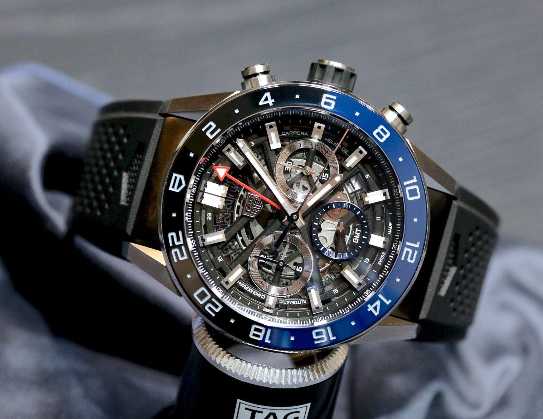 Die neue Tag Heuer Carrera GMT: Einer Ikone zum Jubiläum