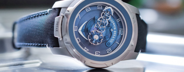 Hands-on – Ulysse Nardin Freak Out – The UN Freak Concept More Affordable Than Ever
