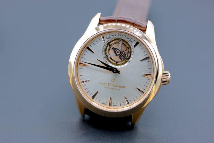 Haute Horlogerie: Die Carl F. Bucherer Manero Tourbillon Double Peripheral