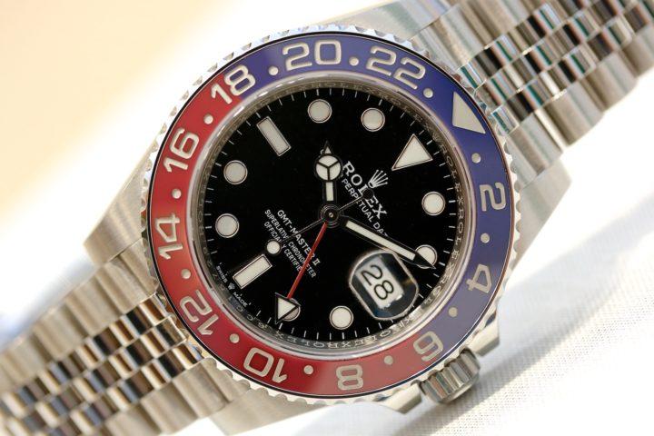 Pepsi is back: Die Rolex GMT 126710 BLRO