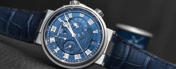 Hands-on – Breguet Marine Alarme Musicale 5547 – Classic Complication, Modern Style