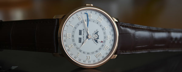 Hands-on – Blancpain Villeret Quantieme Complet GMT – Discreetly Complex