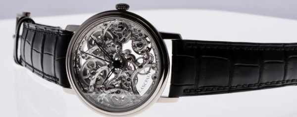 """Just Because – The Blancpain Villeret Squelette 8 jours Deconstructed by """"The Naked Watchmaker"""""""