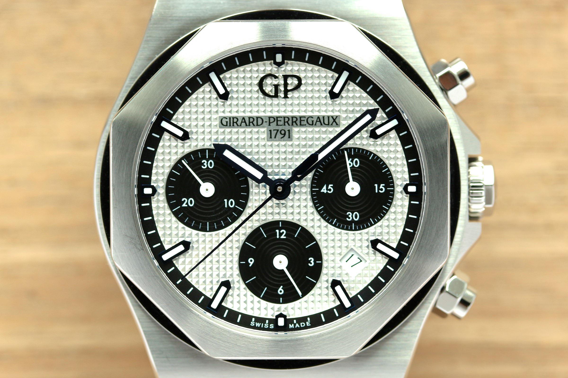 Der Girard-Perregaux Laureato Chronograph