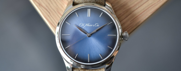 Hands-on – H.Moser & Cie. Endeavour Centre Seconds Automatic: a Simply Perfect 3-Hand Watch?