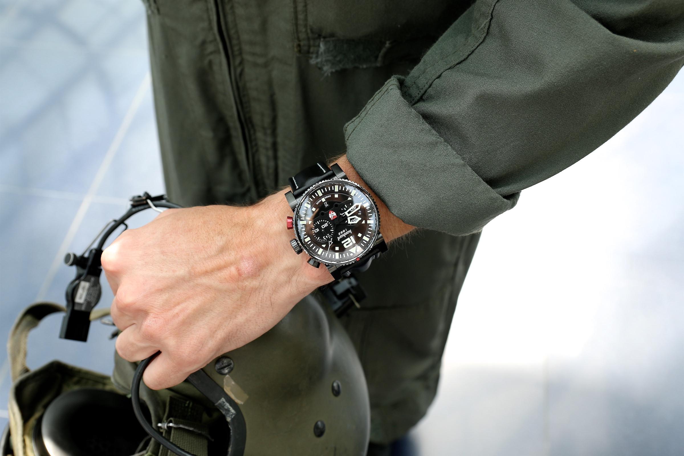 Hanhart Primus Austrian Air Force Pilot