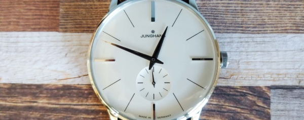 Value Proposition – Junghans Meister Hand-Winding – An Elegant and Attainable Dress Watch (Review)