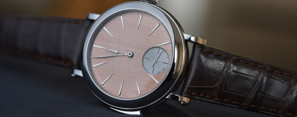 Independent Watchmaking – Laurent Ferrier Galet Minute Repeater (Hands-On)