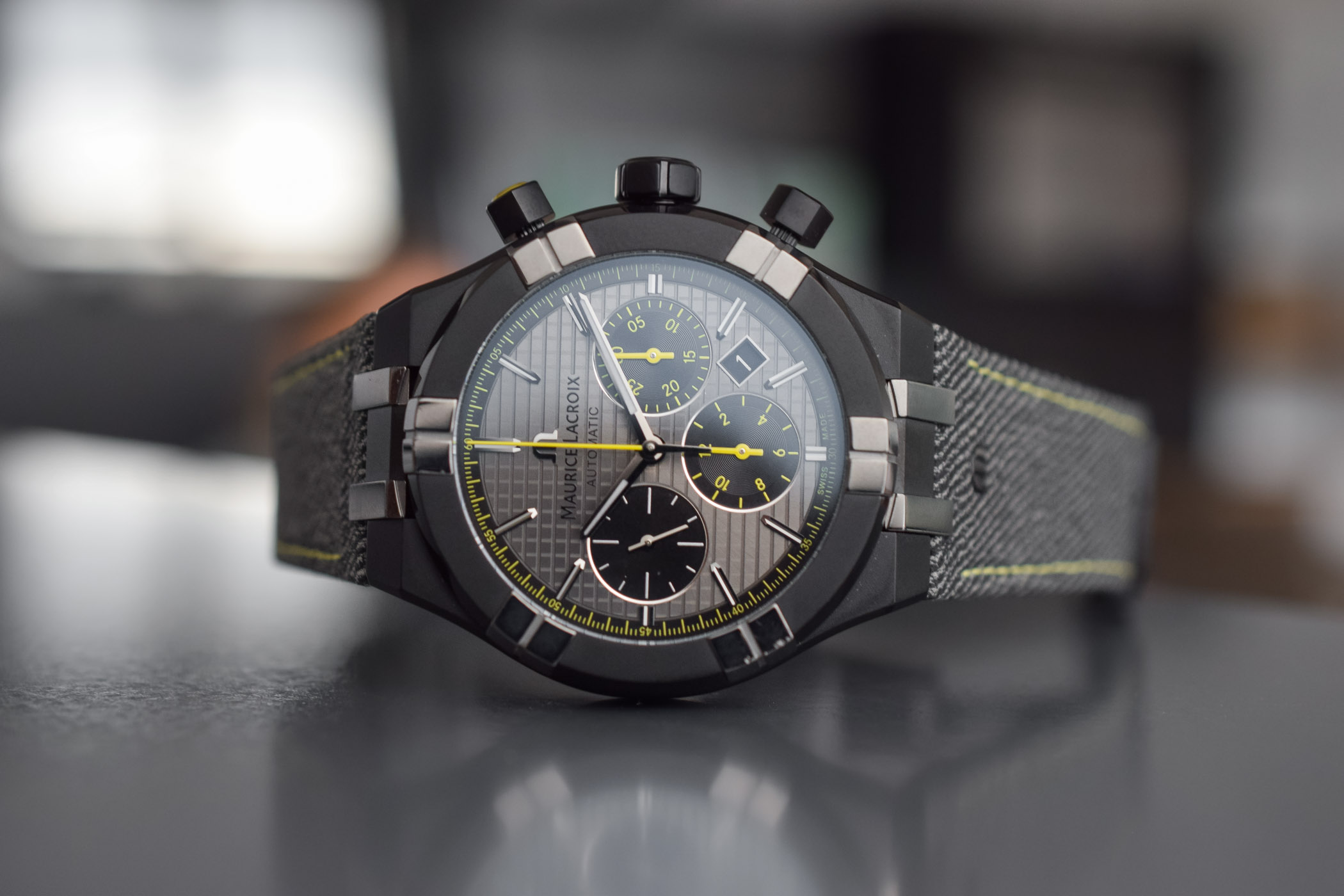 Maurice Lacroix Aikon Chronograph Automatic Chase Your Watch limited edition