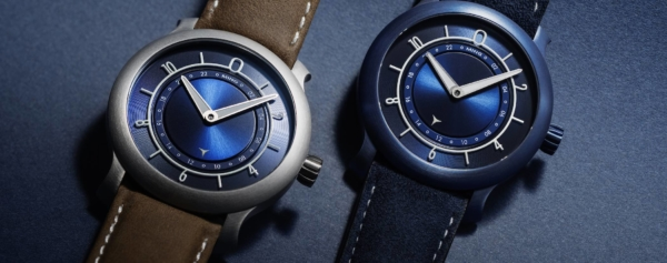 Introducing – MING Watch Celebrates its First Anniversary with Two Blue Limited Edition 17.03 (Live Pics)