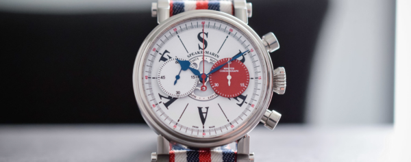 Hands-on – Speake-Marin London Chronograph – Rule Britannia and Valjoux 92!