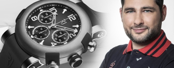 Interview – Marco Tedeschi of RJ Watches About The Brand's New Strategy