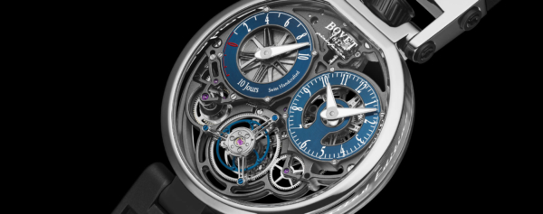 Introducing – Bovet Pininfarina OttantaSei Ten-Day Tourbillon goes Platinum