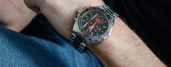 Interview – Max Verstappen on F1 and Watches & the new TAG Heuer Verstappen Edition