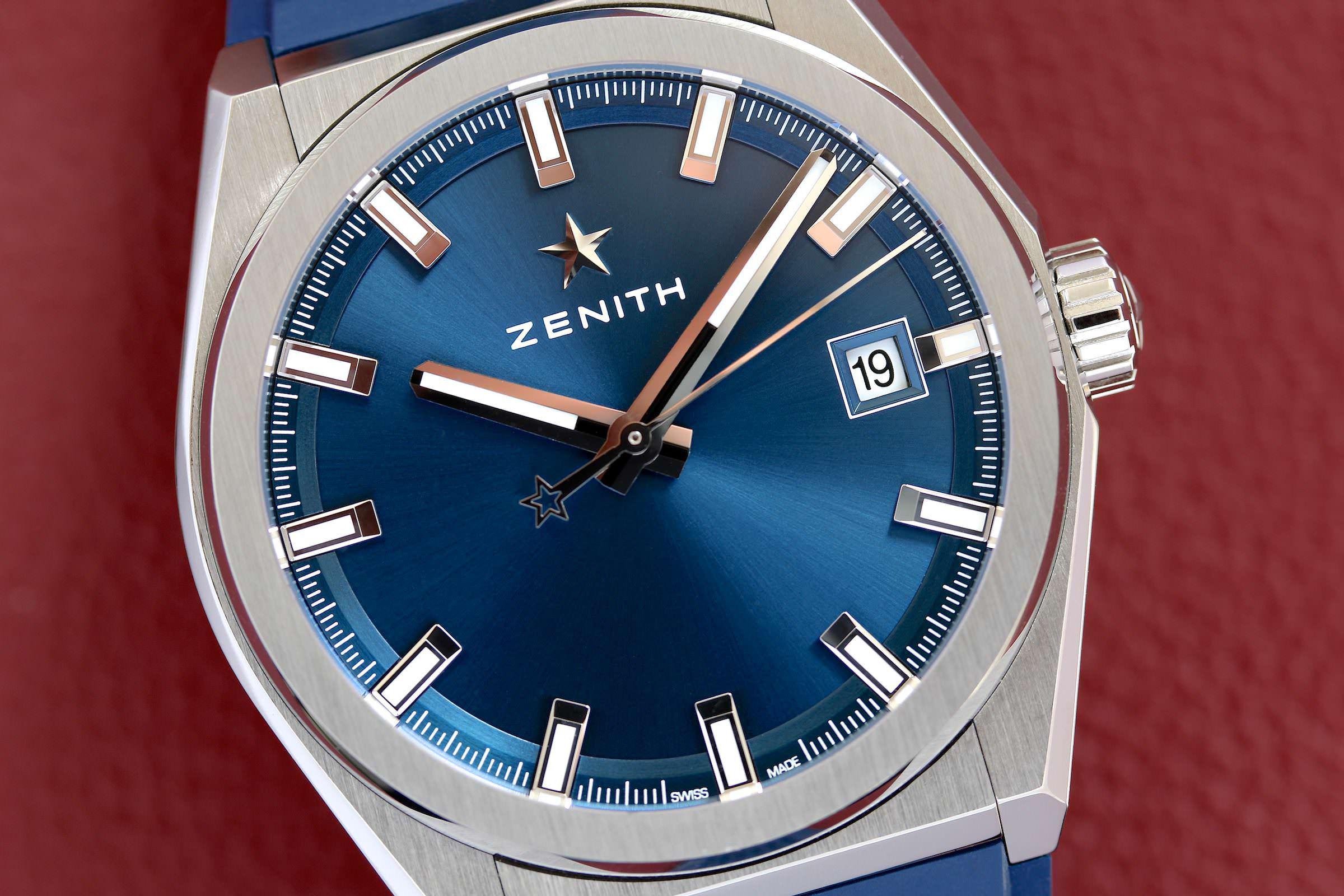 Die Zenith Defy Classic