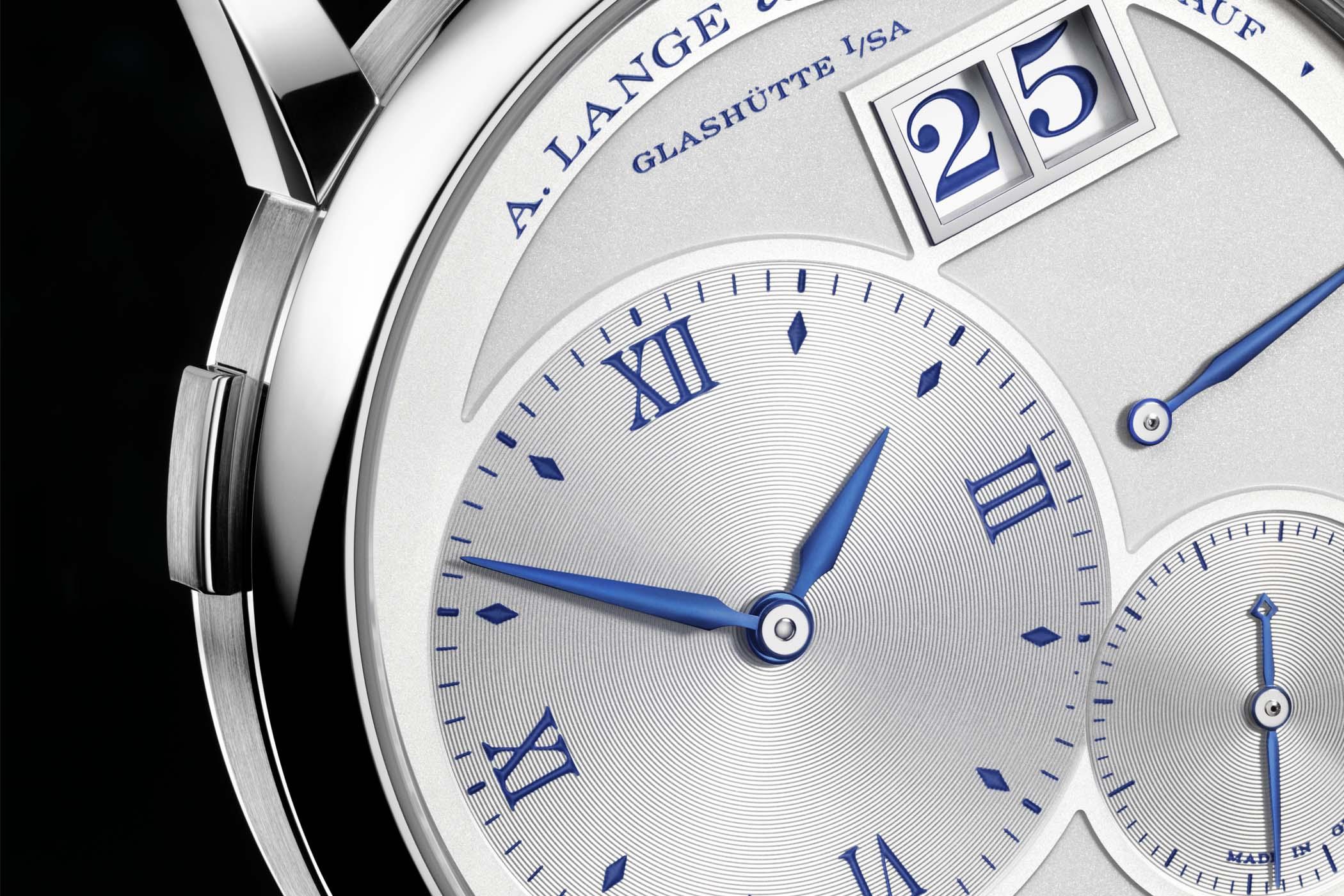 Grand Lange 1 25th Anniversary A. Lange Sohne - 117.066