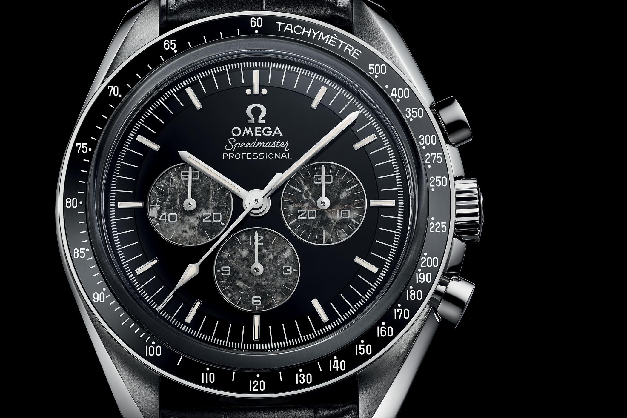 Omega Speedmaster Moonwatch 321 Platinum 311-93-42-30-99-001