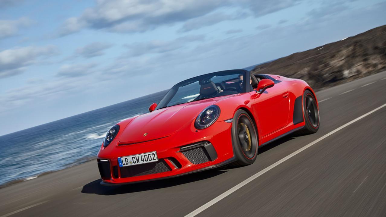 Porsche 911 Speedster 991 - 1