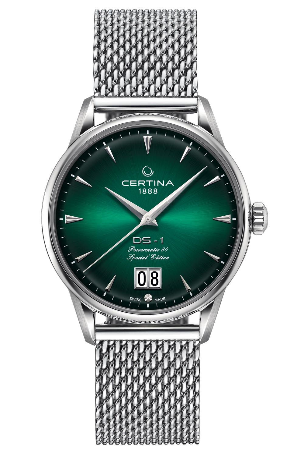 Certina DS1 Big Date 60th Anniversary