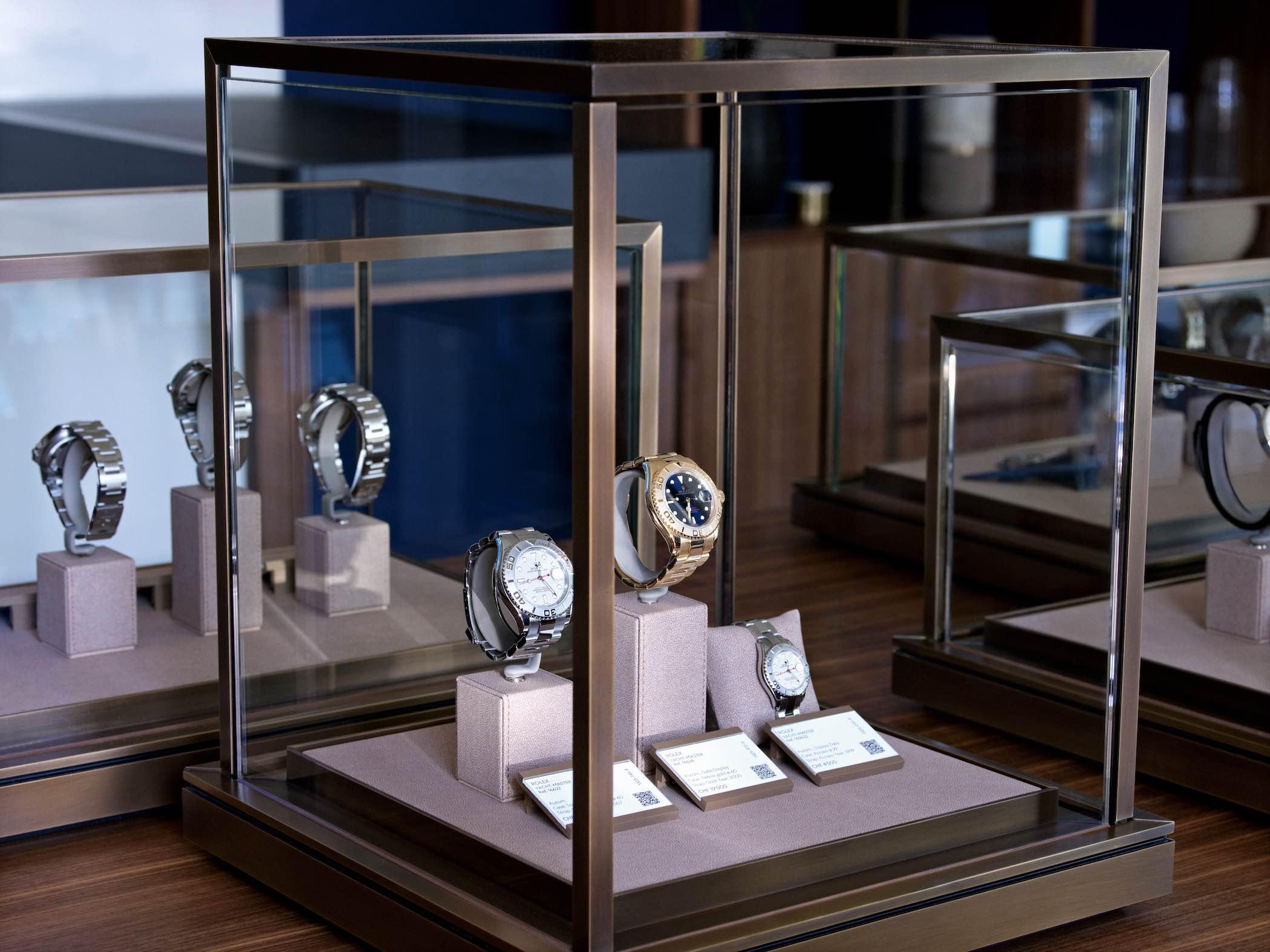 Bucherer Gallery Geneva Certified Pre-Owned