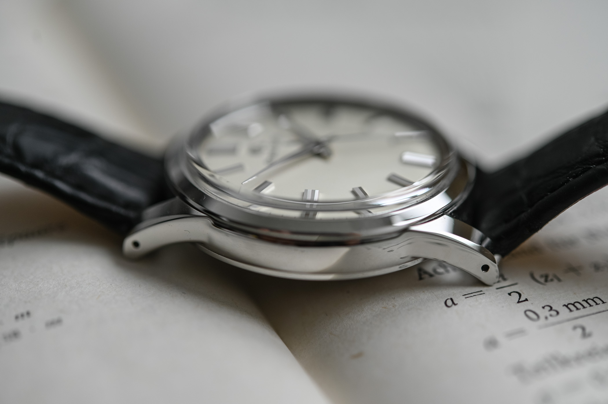 Grand Seiko Manual 37mm SBGW231