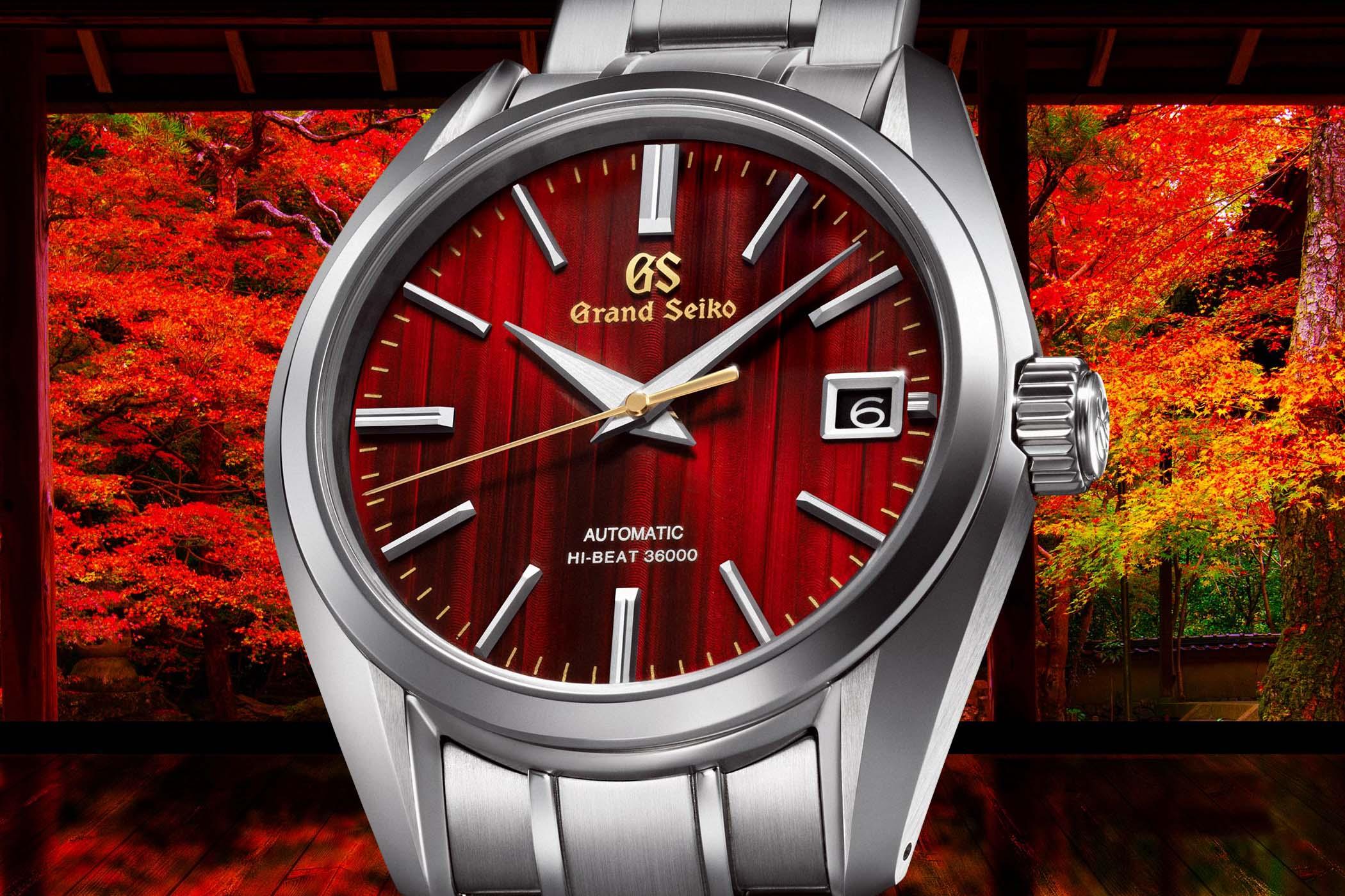Grand Seiko Heritage Autumn Limited Edition SBGH269