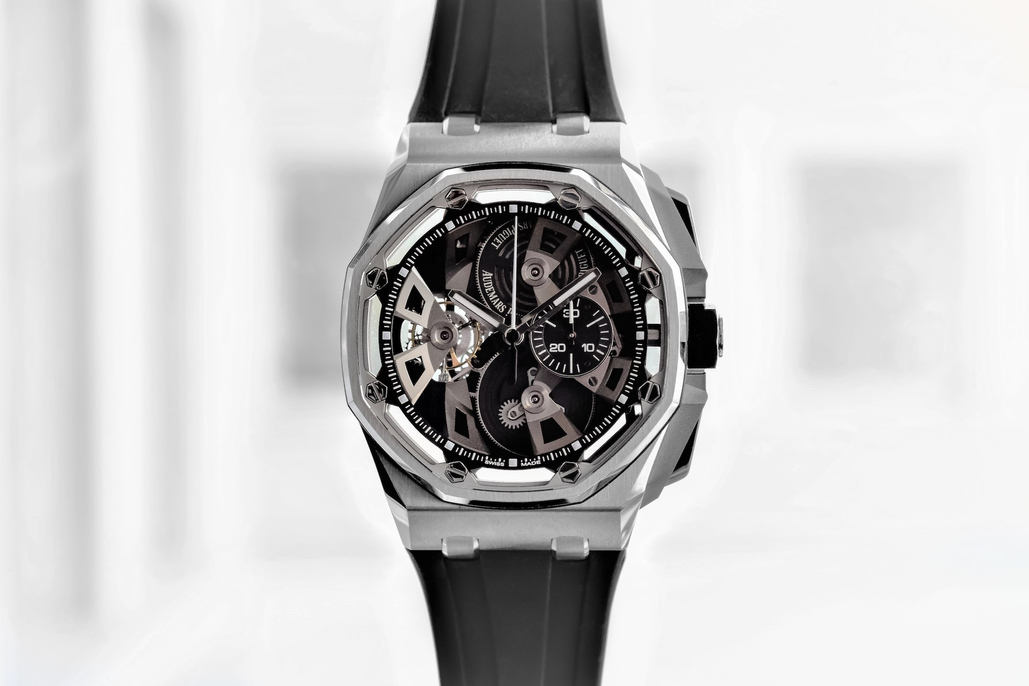 Audemars Piguet Royal Oak Offshore Tourbillon Chronograph 25th anniversary 26421