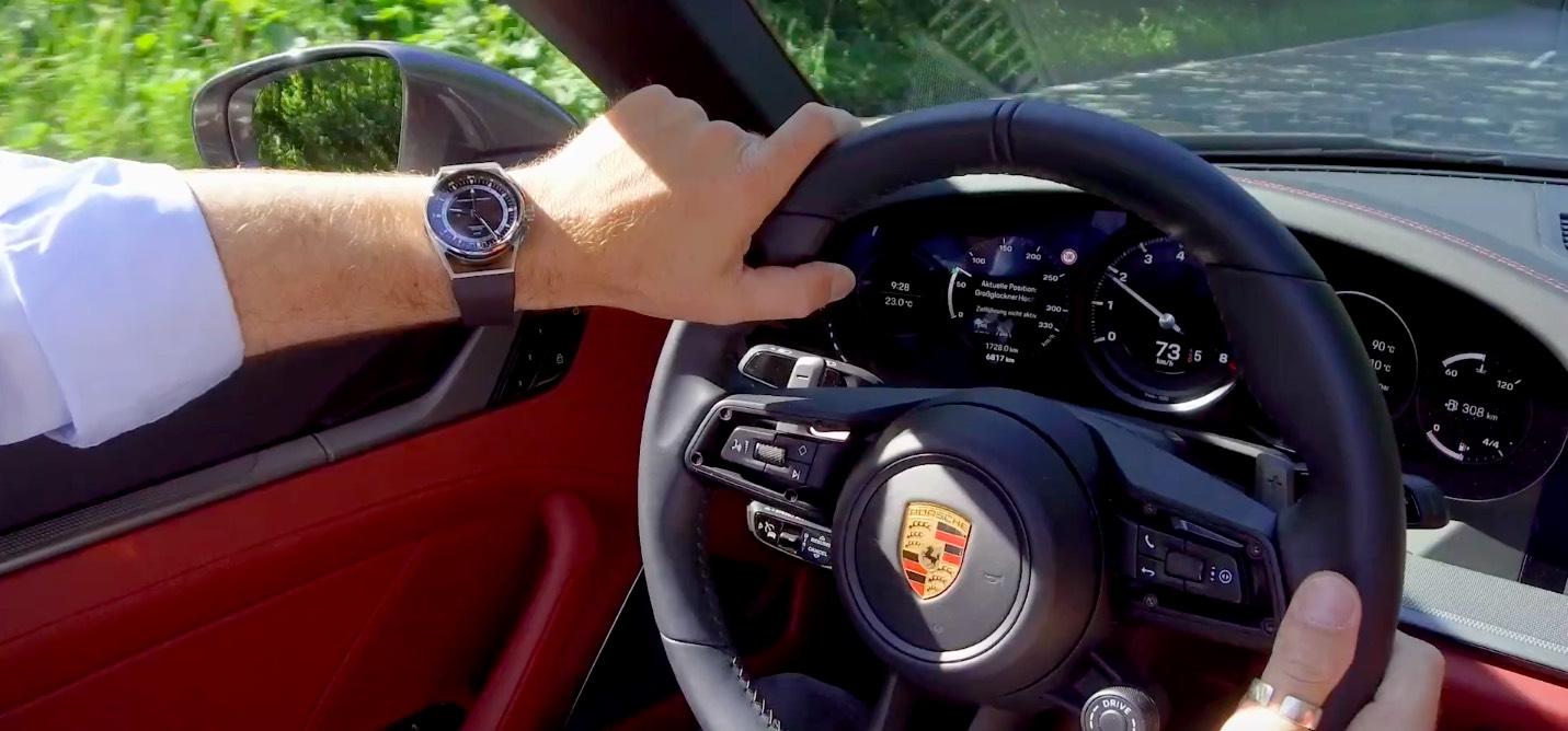 Porsche 992 4S Convertible Review
