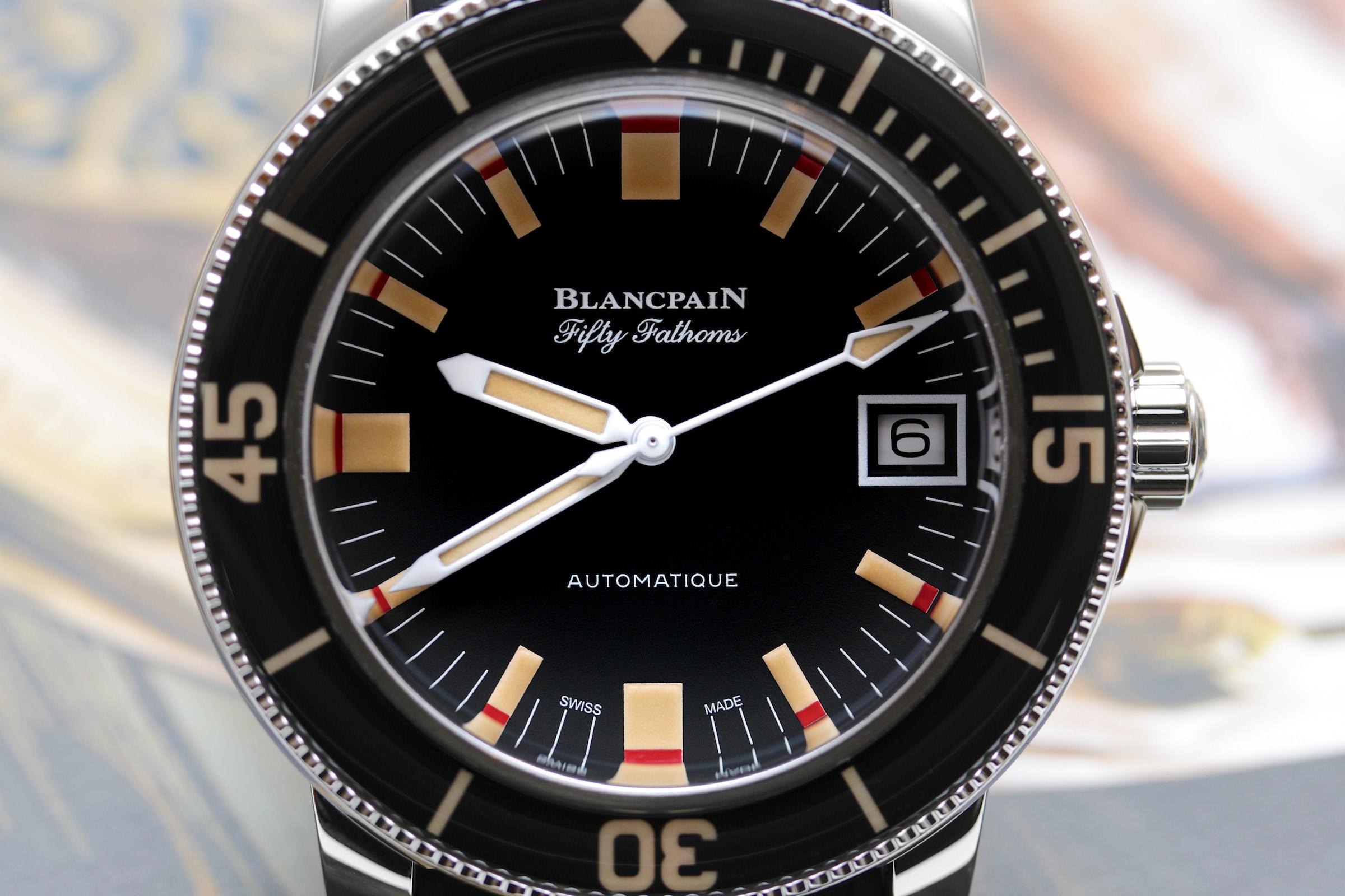 Die Blancpain Barakuda Limited Edition