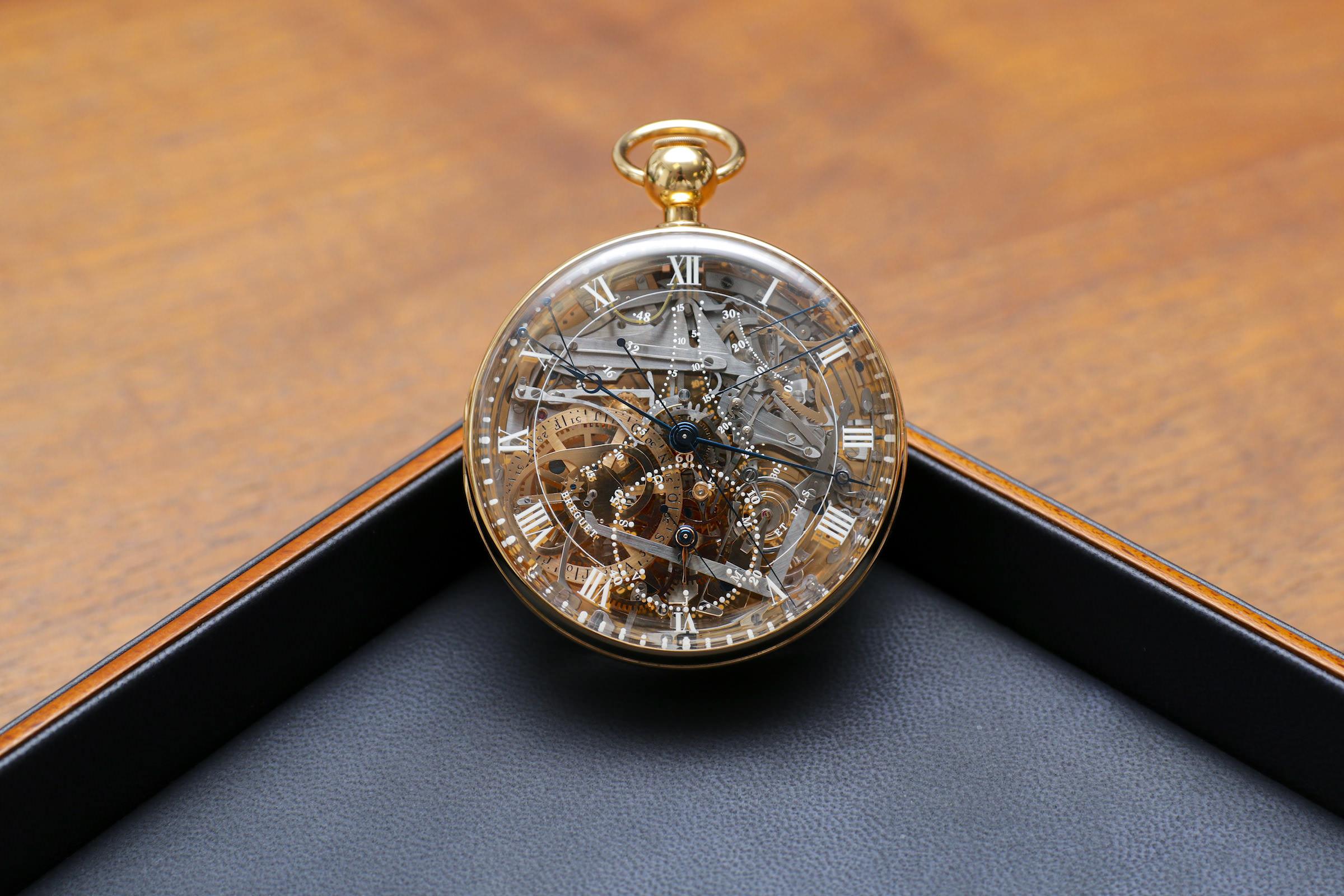 Die Breguet Uhr mit dem legendären Namen Marie-Antoinette