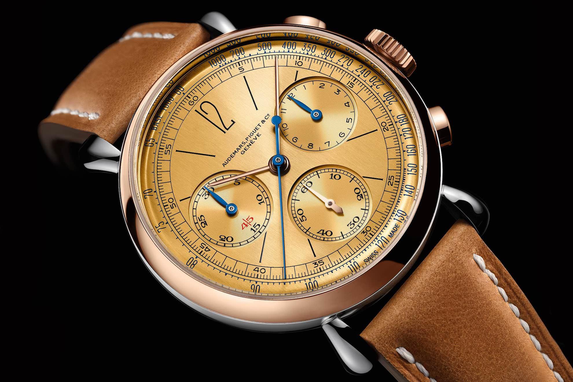 Audemars Piguet [RE]master01 Chronograph
