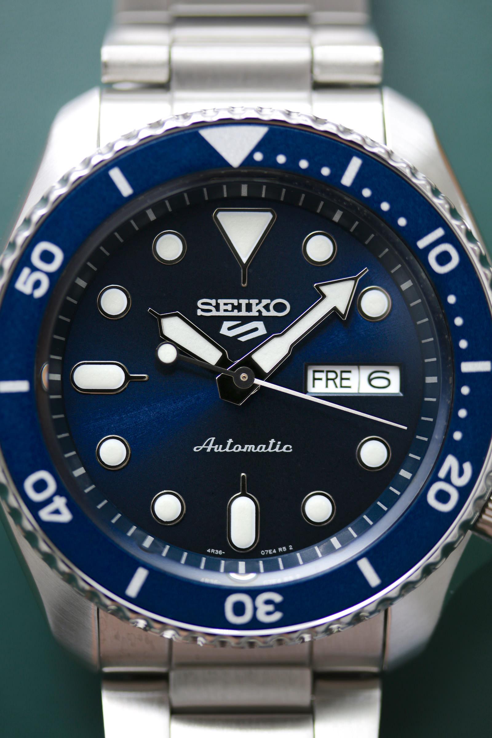 Die Seiko 5 Sports SRPD51K1