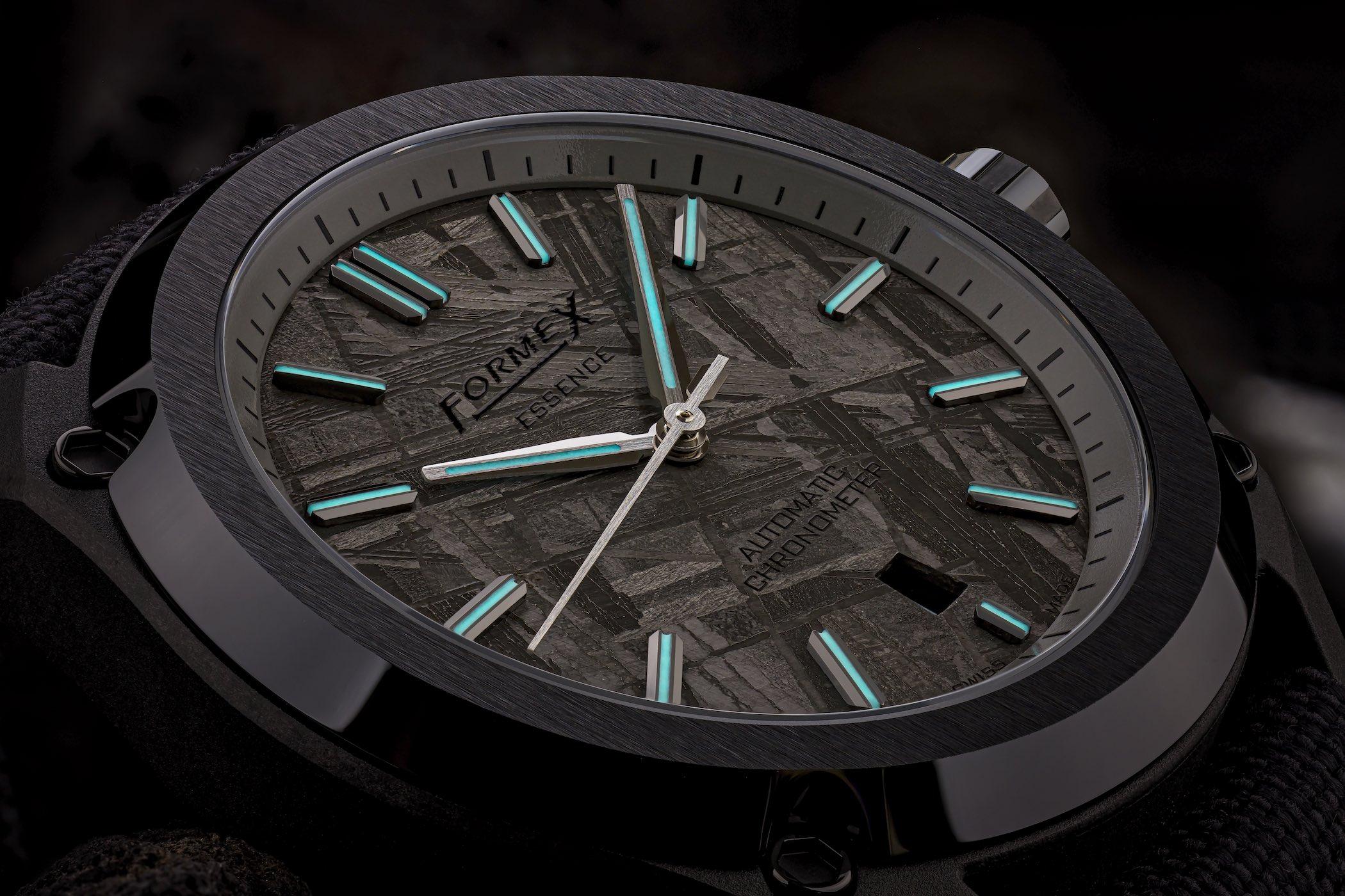 Formex Essence Space Rock Automatic Chronometer