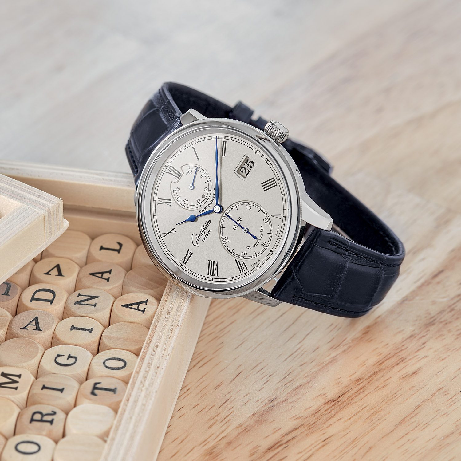 2020 Glashütte Original Senator Chronometer Limited Edition