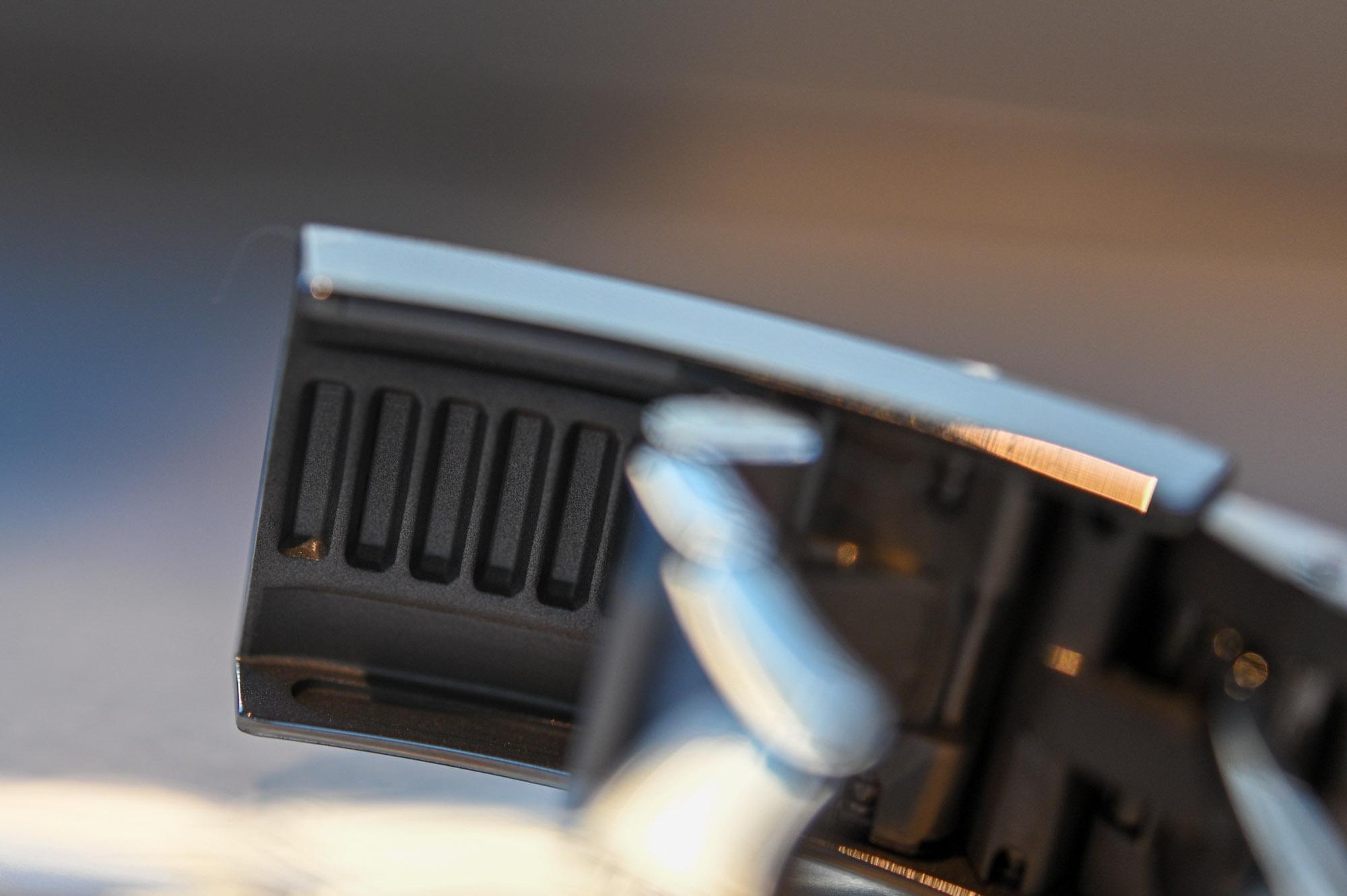 Rolex - fine adjustment